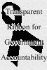 transparent ribbon for government accoun