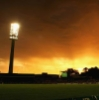 WACA sunset
