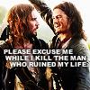 Cheezey: Excuse me while I kill...