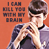 Spock - I Can Kill You With My Brain