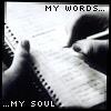[orig] my words my soul