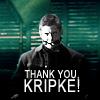 Lisa: Thank you Kripke