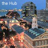 Boston-hub of the universe