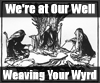 At Well Weaving Wyrd - lwood