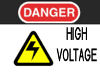 Miche: danger! high voltage!