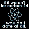 dating, carbon 14 nerdjoke