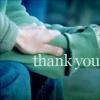 happy is as happy does: thank you - Prison Break