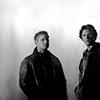 Sam & Dean - b&w [by me]