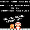 Mario - Kidding me?