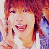 *shrugs*: Jin looking like happy Uchi