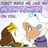 Moon powers