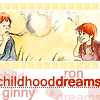 I was called Sunshine the other day, made me happy: Childhood Ron and Ginny