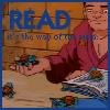 Ninjas read!
