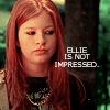 Degrassi :: Ellie :: Not Impressed