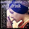 Stiff Drink by mrbnatural