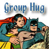 world's finest group hug