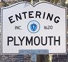 entering plymouth