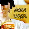 LMS- Dwayne is a book worm