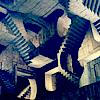 Labyrinth Escher Room