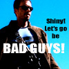 Let's go be bad guys