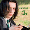 Young!Snape Emo