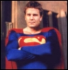 DB as Superman #1