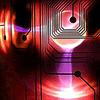 Glowing circuits