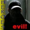 Sylar-evil