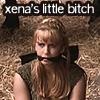 Xena - xena's little bitch