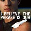 mood - believe the phrase is guh