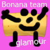 Bonana team glamour