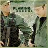 jack/daniel - flaming queens