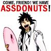 Kaien -- Ass-donut