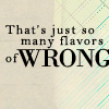 Wrong? Oh but YES!