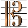 Filk Daddy: Tenor clef - copper