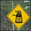 dinogrl: Beware! Dalek Crossing