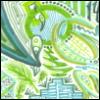 green artwork