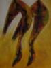 две пары стройных женских ног (Вдвоем)