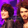 goth detectives