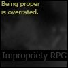 Impropriety (dark)
