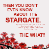 Mercy: [SGA] Quotes - stargate