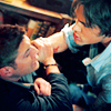spn   you're all i have to lean on