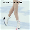 Nicole: Ice-skating pose