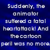 cartoon peril