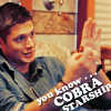 lstrawberrygirl: cobra starship AND jensen ackles *LOVEEE