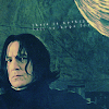 harry potter snape green