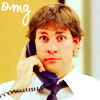 The Office, omg, surprised