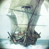 Commodore Photoshop: Ship