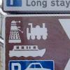 dalek roadsign