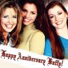 Happy 10th anniversary Buffy the Vampire Slayer!